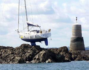 Barca da manutenere